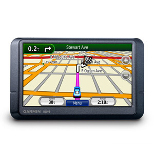 Navigation System (Widescreen, Speaks Street Names, Traffic Updates